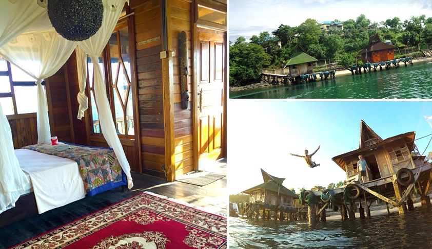 gili gede accommodations